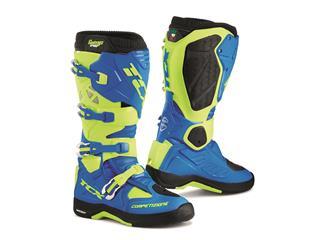 Boot Tcx Comp Evo Michelin Royal Blue/Yellow Fluo Size Eu40/Us7