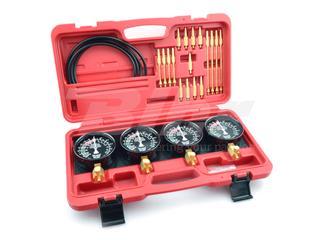 Kit sincronizador para motores 2-4 carburadores, test bomba de combustível y transmissão