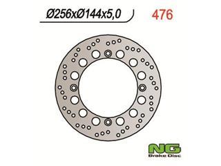 Disque de frein NG 476 rond fixe