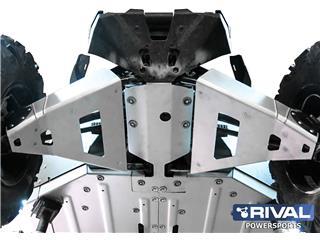 RIVAL Front Arm Guard Kit Aluminum Can-Am Maverick X3 XDS
