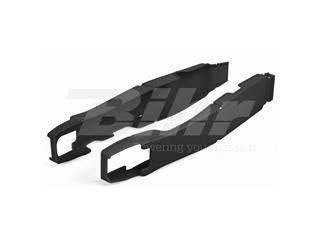 Protectores de basculante Polisport Suzuki negro 8457100001