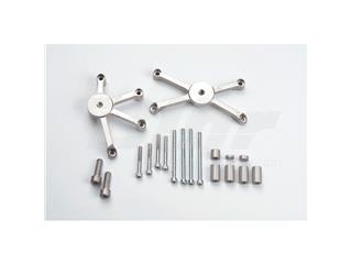 Kit montaje protectores de carenado ZX-9R'00->'01 LSL 550K091