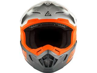 Casque ANSWER AR1 Voyd Junior taille YL Charcoal/Gray/Orange taille YL - a9ef74a5-df58-40a4-bb6f-38cd9bb60872