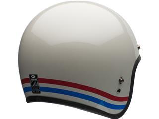 Casque BELL Custom 500 DLX Stripes Pearl White taille XXL - aa00a4b6-cf71-42fe-9dd5-f75c790a246c