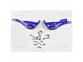 Protège-mains UFO Jumpy Supermotard Ø22mm Bleu Reflex - 78069972