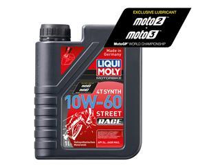 Botella de 1L aceite de motor Liqui Moly 100% sintético 4T Synth 10w-60 Race