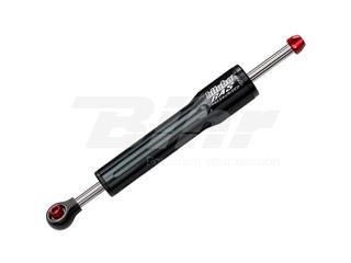 Cilindro amortecedor de direção Bitubo cor Preta L.411mm