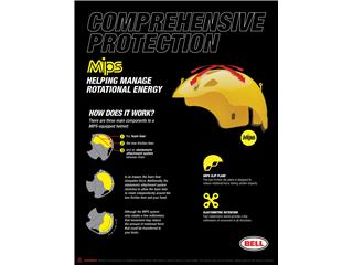 BELL Qualifier DLX Mips Helm Gloss Black Größe S - aa53d092-3a05-4355-948b-a4cc1c82af57