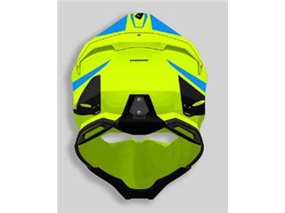 UFO Diamond Helmet Neon Yellow/Blue Size XS - aa6dd1ae-ed47-48c5-bae2-f04e4fe8a0b8