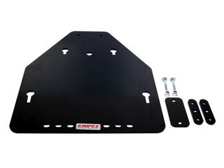 Kit de fixation véhicule Kimpex SSV pour lame à neige Kimpex Click'N'Go 2 Polaris RZR 1000
