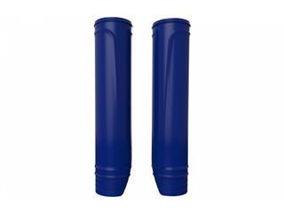 Protections de fourche POLISPORT bleu 228 à 252mm - 786634BL