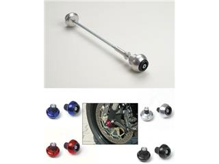 TITANIUM FRONT CRASH BALL LSL FOR KAWASAKI