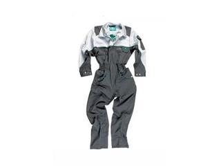 Combinaison d'atelier MOTOREX grise taille 60 - 980160