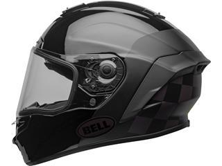 BELL Star DLX Mips Helmet Lux Checkers Matte/Gloss Black/Root Beer Size S - ab11c210-ff09-4cb0-9b58-2659b7b244aa