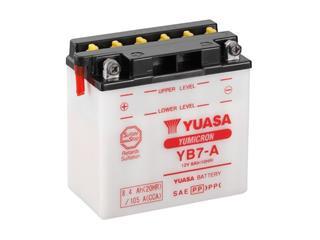 Batterie YUASA YB7-A conventionnelle - 32YB7A
