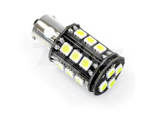 Lámpara LED BA15s 22 leds 12V Blanca