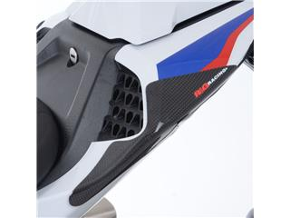 R&G RACING Rear Shell Sliders Carbon BMW S1000RR