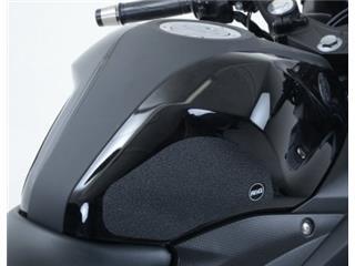 R&G RACING Tank Traction Pads Set 2 Pieces Black Yamaha R3