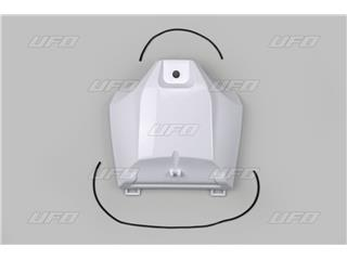 Tapa cubre deposito UFO blanco Yamaha YZ450F