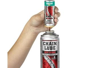 Lubrifiant chaîne MOTOREX Chain Lube Racing 56ml - 551654