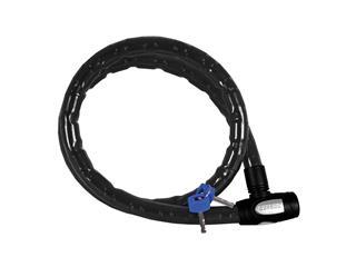 Antivol câble OXFORD Barrier 1,5m x 25mm fumé - abf01f44-442e-468e-ba32-47bb87b8e268