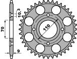 Kettenrad Stahl 36 Zähne PBR CB400 NB,NC