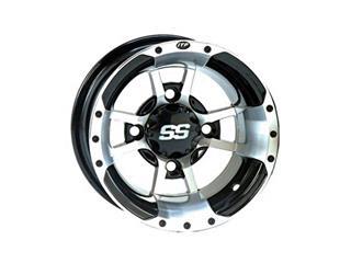 Jante sport ITP SS112 aluminium noir 9x8 4x110 3+5