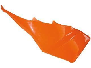 Plaques latérales RACETECH orange KTM - 785262