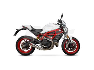 Escape Scorpion Serket Ducati Monster 797 Titanio No homologado