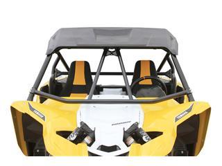 "DRAGONFIRE RacePace ""Flying V"" Front Bar Black Yamaha YXZ1000R/SE"