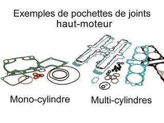 Pochette de joints haut moteur CENTAURO pour YAMAHA XT660R, X '04-10, MT-03 '04-10 - 604013