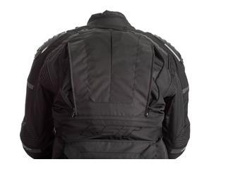 Chaqueta Textil (Hombre) RST ADVENTURE-X Negro , Talla 52/M - acd44003-6229-46db-b77c-2afddbd026bd