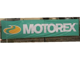 Banderolle MOTOREX 400X90 - 989030