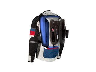 Veste RST Adventure-X Airbag CE textile Ice/Blue/Red taille L homme - ad35a374-245e-4ada-a12e-c7d4d04ced1b