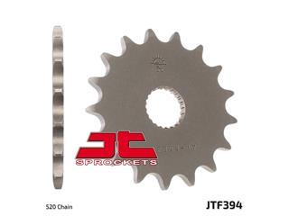 JT SPROCKETS Front Sprocket 15 Teeth Steel Standard 520 Pitch Type 394