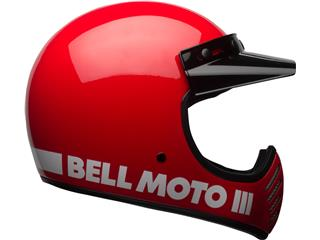 Casque BELL Moto-3 Classic Red taille M - add37446-214f-456d-8704-d1a382ff0ef6