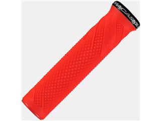 GRIP LIZARD SKINS DANNY MACASKILL/LOCK-ON RED/136X29.5MM