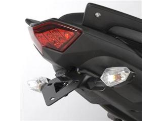 Support de plaque R&G RACING noir Kawasaki Versys 650