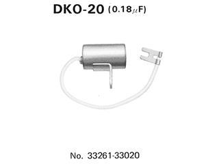 TOURMAX Condenser Suzuki - 013705