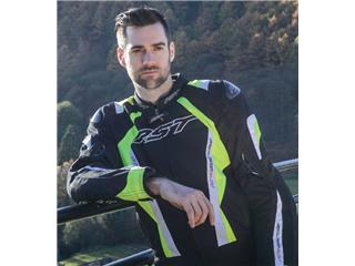 RST Pro Series CPX-C Vented Jacket Textile Flo Yellow Size L - ae258931-951a-4f5a-9689-78c3674e8ee4
