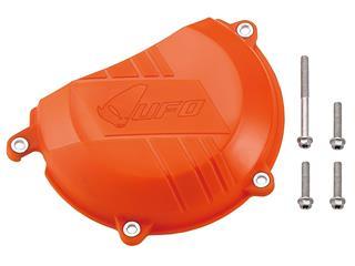 UFO Orange Clutch Cover Protection KTM SX-F/EXC-F 450
