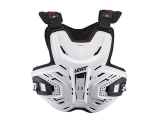 LEATT 2.5 Chest Protector White Size Adult