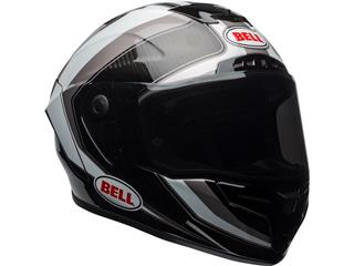 Casque BELL Race Star Gloss White/Titanium/Carbon Sector taille XS - ae3f8ef4-18cd-4bbd-9522-2c15f231332d
