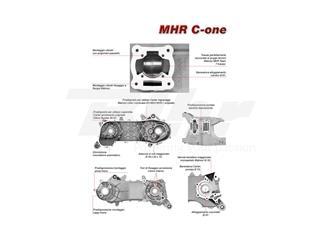 Cárter motor completo Malossi MHR C-one (m.PIAGGIO) 5715844 - ae57129c-f039-4840-8329-9004e5df75f1