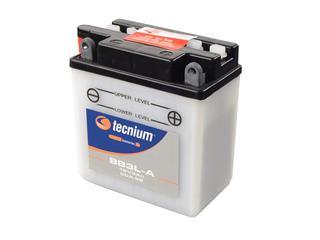 Batterie TECNIUM BB3L-A conventionnelle livrée avec pack acide - 329855
