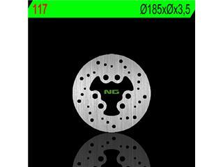 Disque de frein NG 117 rond fixe - 350117