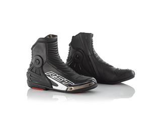 RST Tractech Evo III Short CE Boots Black Size 45 - aeb050b7-44f3-4cca-b0be-e5c3ff636986