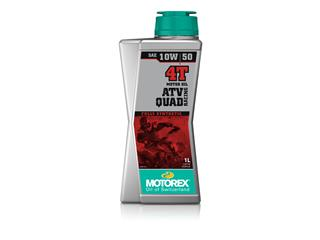 MOTOREX ATV Quad Racing 4T Motor Oil 10W50 Synthetic  1L