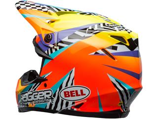 Casque BELL Moto-9 Mips Tagger Breakout Orange/Yellow taille L - af1b49d4-df45-47a6-bad2-c245f5c54ecf