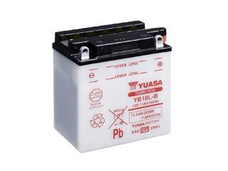 Batterie YUASA YB10L-B conventionnelle